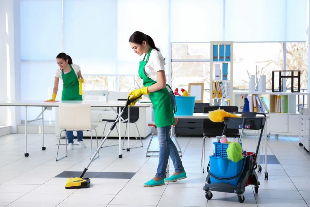 commercial cleaning xcel solutions ltd
